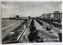 CIVITAVECCHIA VIALE GARIBALDI  1954 - Civitavecchia