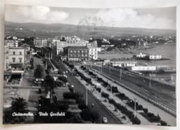 CIVITAVECCHIA VIALE GARIBALDI  1961 - Civitavecchia