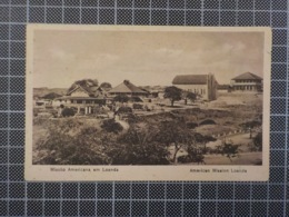 11.670) Angola Africa Portuguesa Missão Americana Em Luanda American Mission Loanda Ed. Casa 31 De Janeiro - Angola