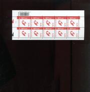 Belgie 2005 F3351 3351 Posthoorn Full Sheet Plaatnummer 3 - Panes