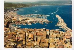 SAINT-TROPEZ, Vue Generale Sur L'ancien Et Le Nouveau Port, 1976 Used Postcard [23538] - Saint-Tropez