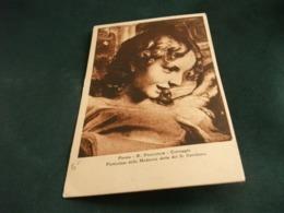STORIA POSTALE  FRANCOBOLLO BALILLA REGNO D'ITALIA PARMA CORREGGIO MADONNA DETTA S. GEROLAMO - Virgen Mary & Madonnas