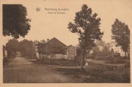 Molinfaing (Longlier) Neufchâteau -  - Route De Bastogne - Nels 1939 - Neufchateau