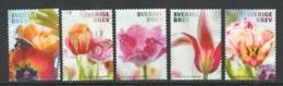 Zweden, Yv  Jaar 2019, Tulpen, Reeks, Gestempeld - Gebruikt