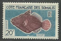 COTE FRANCAISE DES SOMALIS 1959 YT 299** - SANS CHARNIERE NI TRACE - Côte Française Des Somalis (1894-1967)
