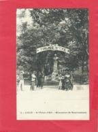 CPA Entièrement Décollée  - Lille - Le Palais D'été - Monument De Desrousseaux - Lille