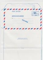 FRANCE - AEROGRAMME  SPECIMEN BLEU CONCORDE 3.10  / TBS - Entiers Postaux