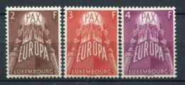 Europa CEPT 1957. Luxembrugo ** MNH. - Europa-CEPT