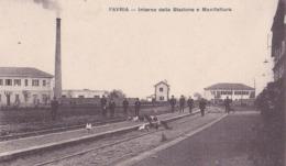 FAVRIA  Interno Della Stazione E Manifattura - Otros