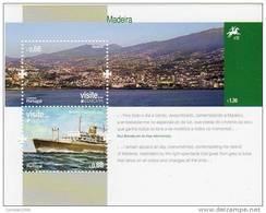 Portugal Madeira / Europa 2012 / S/S - Europa-CEPT