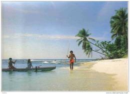 Carte Postale Polynésie Française Tahiti Faratea  îlot Nono   Trés Beau Plan - Tahiti