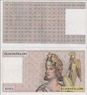 Billet échantillon 10103 Athéna Neuf - Specimen