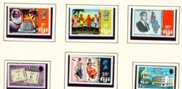 FIJI  -  1970 Independence Set Unmounted/Never Hinged Mint (4 Stamps) - Fiji (1970-...)