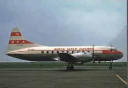 NJA - North Japan Airlines Convair 240 JA5069 Aviation Aiplane At NHD Aereo - 1946-....: Era Moderna