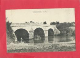CPA -  Le Deschaux  -  Le Pont - Francia