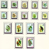 FIJI  -  1971 Definitives Set Unmounted/Never Hinged Mint - Fidji (1970-...)
