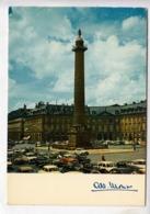 PARIS, La Colonne Vendome, 1984 Used Postcard [23553] - Squares