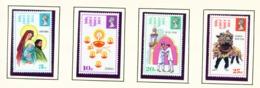 FIJI  -  1973 Festivals Of Joy Set Unmounted/Never Hinged Mint - Fidji (1970-...)