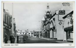 LOCKERBIE : HIGH STREET - Dumfriesshire