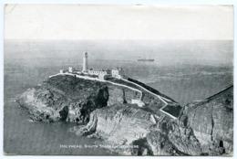 HOLYHEAD : SOUTH STACK LIGHTHOUSE / ADDRESS - WINCANTON, HORWOOD FARM, SOMERSET - Lighthouses