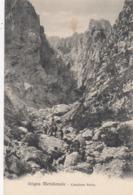 GRIGNA MERIDIONALE-LECCO-CANALONE PORTA-CARTOLINA NON VIAGGIATA -ANNO 1915-1925 - Lecco