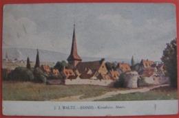 "ILLUSTRATEUR J J WALTZ HANSI "" KIENZHEIM "" - Alsace - Hansi"