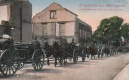 ***  Kriegsbilder Aus Den Vosgesen - Auf Dem Marche - Neuve/unused - Manoeuvres