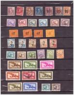 Indochine. 38 Timbres Oblitérés. - 1949 - ... République Populaire