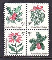 U.S. 1257 B   **     CHRISTMAS  PLANTS - Christmas