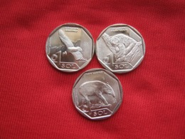 Perú 3 Commemorative Coins 1 - Pérou