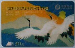 CHINA - Hubei - Teccom - Magnetic - EPT3 - 1997 - Set Of 1 - Used - China