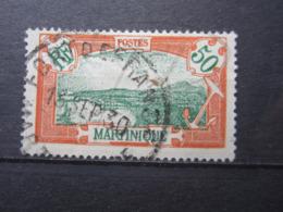 """VEND BEAU TIMBRE DE MARTINIQUE N° 101 , OBLITERATION """" FORT DE FRANCE """" !!! (b) - Martinique (1886-1947)"""