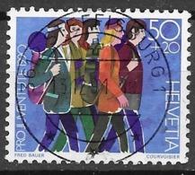 Schweiz Mi. Nr.: 1432  Vollstempel (szv90er) - Suiza