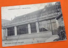 91  Longpont  Salle Des Pèlerins - Longjumeau