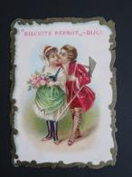 Chromo Biscuits Pernot - Dijon - Publicité