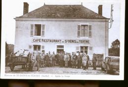 SAINT DENIS DU TERTRE LE CAFE - France