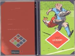 LIVRE B D      LE RUGBY -     DES ORIGINES AU JEU MODERNE   -   OLIVIER BRAS  GUILLAUME BOUZARD - Livres, BD, Revues