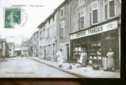 COMMERCY COMPTOIRS FRANCAIS - Commercy