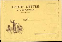 Artiste Cp Carte De L'Esperance, Männer, Frau Am Klavier - Militari