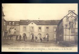 Cpa  Du 22 établissement De Saint Ilan Près Saint Brieuc Cour Des Grands , Le Bas Ker Ball   ----   Langueux   LZ56 - Saint-Brieuc