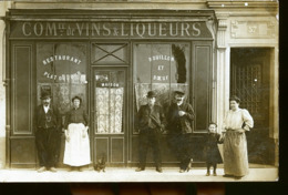 PARIS ? MARCHAND DE VINS MAISON LAVAUD - Pubs, Hotels, Restaurants