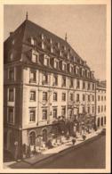 ! Alte Ansichtskarte Bregenz, Hotel Weisses Kreuz, Österreich - Bregenz
