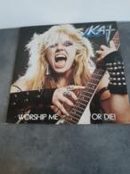 KAT* - Worship Me Or Die - Roadrunner RR 9589 - 1987 - - Hard Rock & Metal