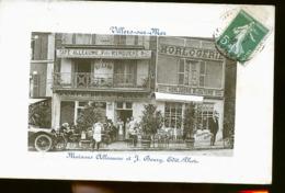 VILLERS SUR MER MAISONS ALLEAUME ET BOUZY - Villers Sur Mer
