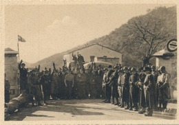 LE PERTHUS - GUERRE D'ESPAGNE - N° 7 - LES NATIONALISTES AU POSTE FRONTIERE DU PERTHUS - France