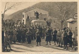 LE PERTHUS - GUERRE D'ESPAGNE - N° 2 - L'ARRIVEE DES SOLDATS NATIONALISTES AU POSTE FRONTIERE DU PERTHUS - Other Municipalities