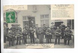 18 - Les Chansons De Jean RAMEAU Illustrées - Les Maîtres Sonneurs De BOURGES En Berry. - Bourges