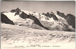 61km 212 CPA - COL DU GEANT - Chamonix-Mont-Blanc