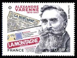 France 2019 - Alexandre Varenne ** - France