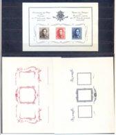 E53 + E54A/B  Postgaaf ** MNH Zeer Mooi - Commemorative Labels